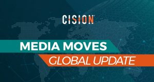 Global Media Moves: Tuesday 22 October