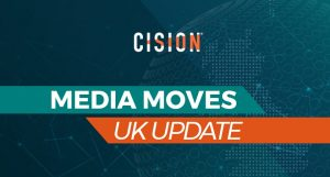 UK Media Moves: Tuesday 22 October