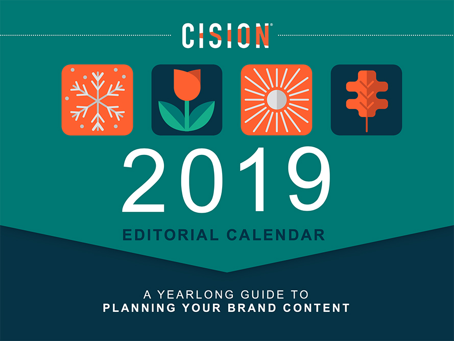 Content Calendar Template 2019.2019 Content Calendar Template Why You Need One And How To Use It