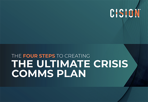 The Four Steps to Creating the Ultimate Crisis Comms Plan
