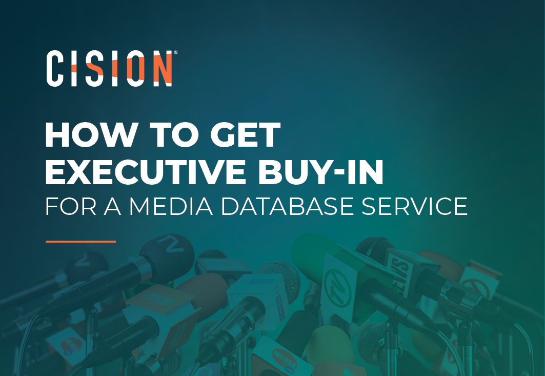 How to Get Executive Buy-In For a Media Database Service