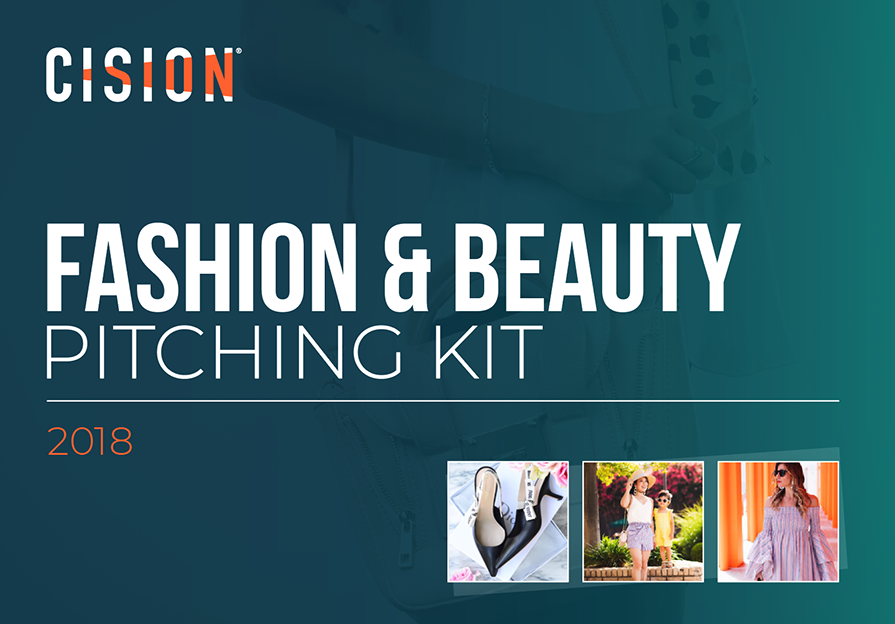 2018 Fashion & Beauty Pitching Kit