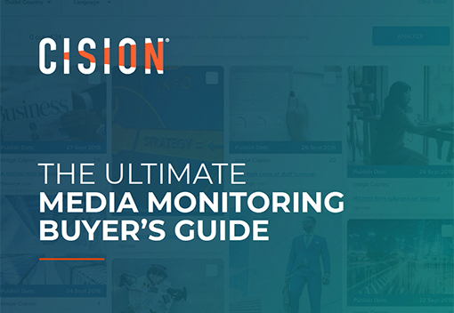 The Ultimate Media Monitoring Buyer's Guide