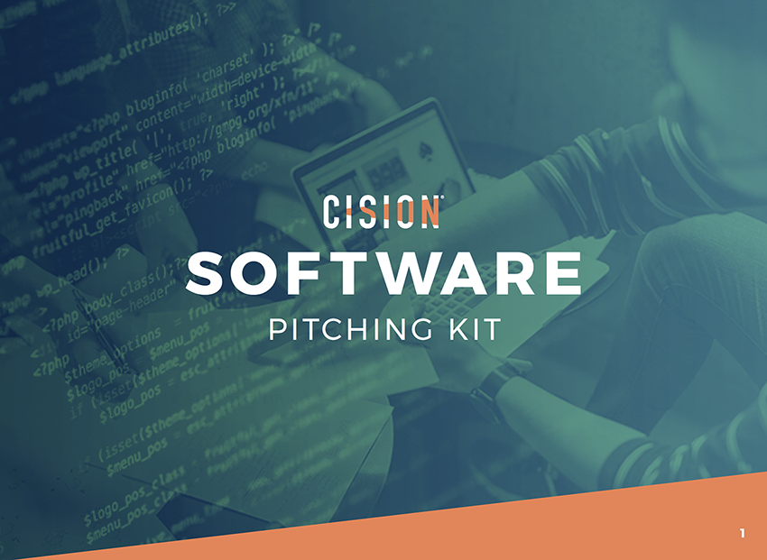 Software Pitching Kit