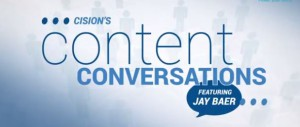 Content Conversations with Jay Baer: Measuring the Effectiveness of Content
