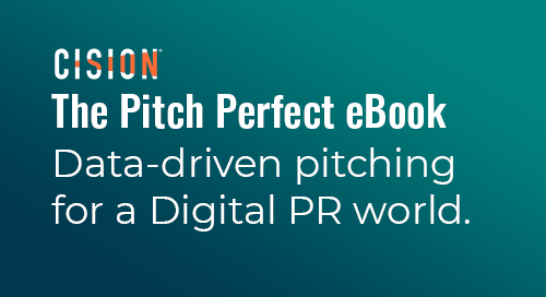 Pitch Perfect: Data-Driven Pitching for a Digital PR World
