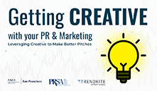 Getting Creative with Your PR & Marketing (On-Demand Live Event)
