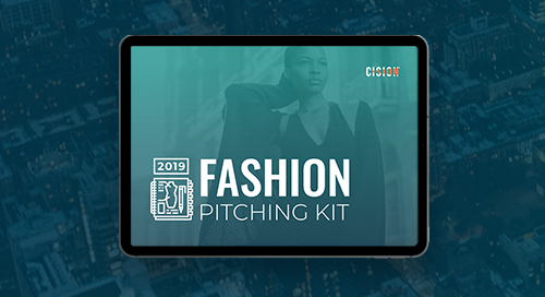 2019 Fashion Pitching Kit