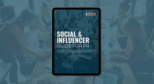 Social Media and Influencer Marketing for PR eBook